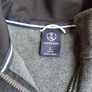 Lands' End Jackets & Coats - Lands' End Fleece Vest